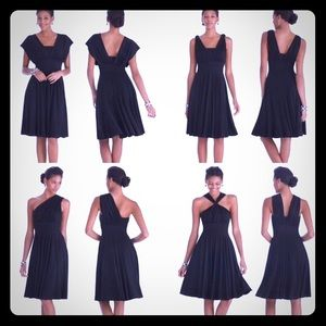 Just In - WHBM 4-Way Convertible Dress, 2